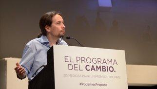 Programa de Podemos para las Elecciones Autonómicas 2015