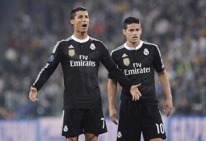 Foto: El Real Madrid decepciona en Turín (REUTERS)
