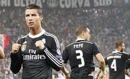 Foto: Cristiano se sitúa 'pichichi' con nueve goles (REUTERS)
