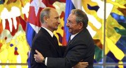 Foto: Raúl Castro llega a Rusia, donde tiene previsto reunirse con Medvedev y Putin (POOL NEW / REUTERS)