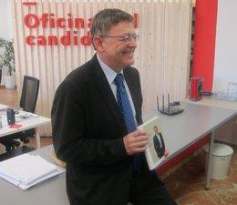 """Foto: Puig defiende cambios electorales pero no """"a golpe de respuesta"""" (EUROPA PRESS)"""