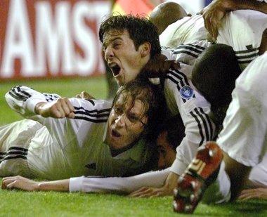 Foto: El Real Madrid, con dificultades para remontar eliminatorias europeas (REUTERS PHOTOGRAPHER / REUTER)