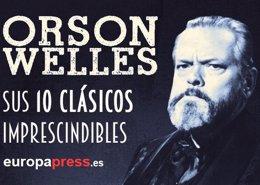 Foto: 100 años de Orson Welles: Sus 10 clásicos esenciales (EUROPA PRESS)
