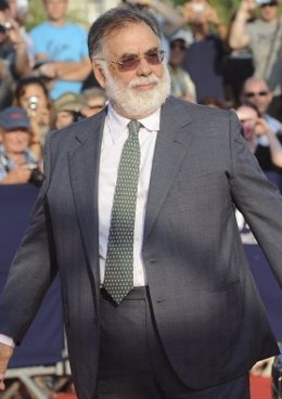 Foto: Francis Ford Coppola, Premio Princesa de Asturias las Artes (GETTY)