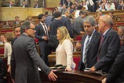 Foto: Mas acusa Rajoy de voler canviar Catalunya amb