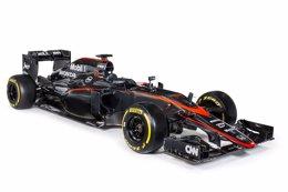 Foto: McLaren desvela el nuevo aspecto de su MP4-30 (MCLAREN)