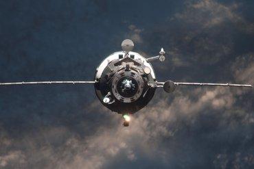 """Foto: Rusia admite que """"pequeños trozos"""" de la nave Progress pueden alcanzar la Tierra (CREATIVE COMMONS)"""