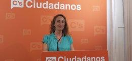 """Foto: Candidata de C's en Comunidad Valenciana no apoyará partidos """"carcomidos por la corrupción"""" aunque sean el más votado (EUROPA PRESS)"""