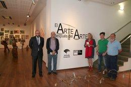 Foto: Una exposición muestra en Antequera los distintos caminos para crear arte (EUROPA PRESS/UNICAJA)
