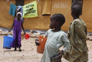 Foto: Más de 38 millones de personas viven como desplazadas dentro de sus países (STRINGER . / REUTERS)