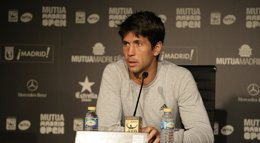 "Foto: Verdasco: ""No tengo nada que perder contra Ferrer"" (EUROPA PRESS/REMITIDO)"