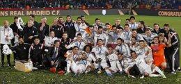 Foto: El Real Madrid, el equipo más rico del mundo (REUTERS)