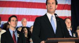 Foto: Santorum anunciará el 27 de mayo si entra en la carrera por la Casa Blanca (REUTERS)