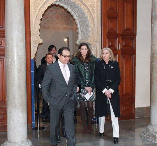 Granada.- El embajador del Reino de Arabia Saudí en España visita la Universidad
