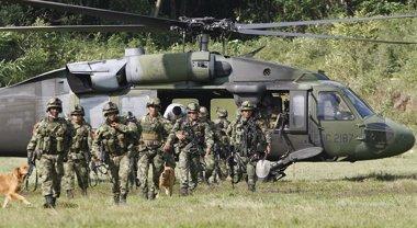 Foto: Al menos 18 guerrilleros de las FARC muertos tras un bombardeo del Ejército (REUTERS)