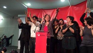 Resultados elecciones 2015: Ada Colau gana Barcelona
