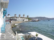 Foto: Touroperadores piden a hoteles griegos contratos con protección (EUROPA PRESS)
