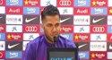 """Alves:""""Si no me respetan, me iré donde me respeten"""""""
