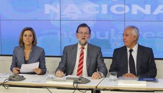 Rajoy va a pedir a los partidos que se deje gobernar a la lista más votada