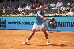 Foto: Nadal emprende ante Halys la búsqueda del décimo Roland Garros (EUROPA PRESS)