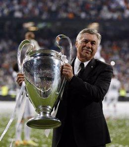 Foto: El Real Madrid destituye a Ancelotti (REUTERS)