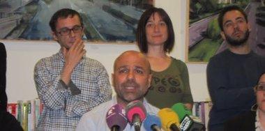 """Foto: Podemos no entiende """"la euforia"""" de Page (EUROPA PRESS)"""