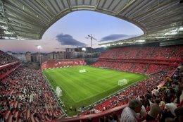 Foto: Vendidas 35.000 de las 40.000 entradas para ver la final en San Mamés (ATHLETIC CLUB)