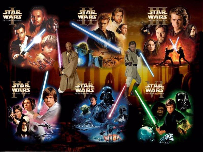 star wars qu significa cada color de los sables lser - Sable Color Cultura