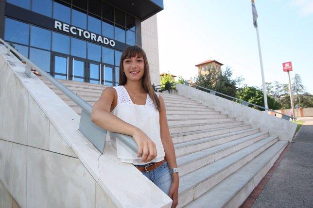 estudiante rioja espana: