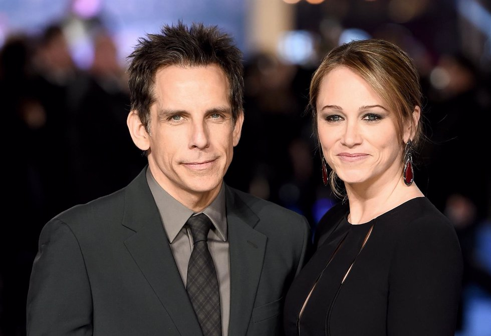 Image result for Ben Stiller and Christine Taylor