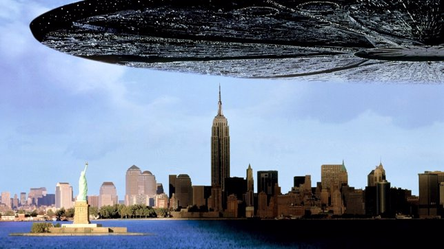 Fotograma de 'Independence Day '.
