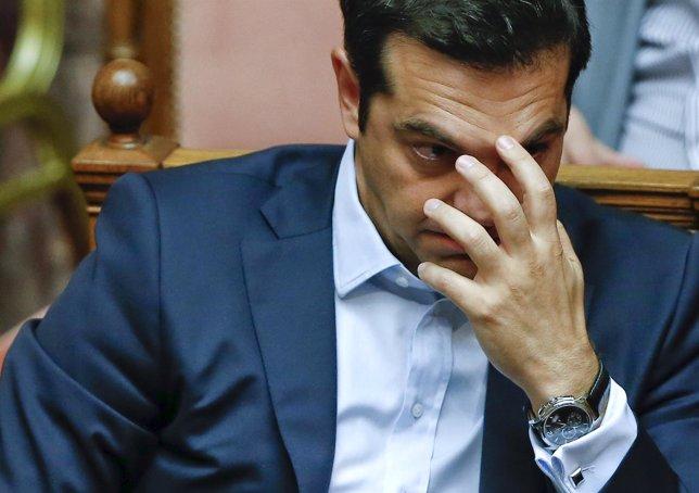 Tsipras defiende el 'no' en el refer�ndum para un mejor acuerdo para Grecia
