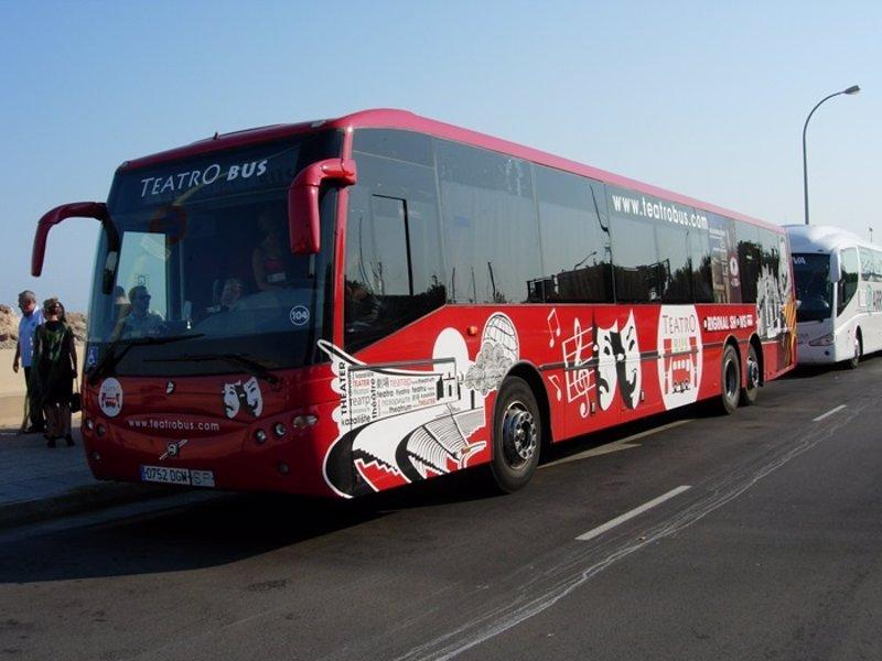 Llega a Mallorca Teatro Bus, la primera propuesta teatral sobre ruedas