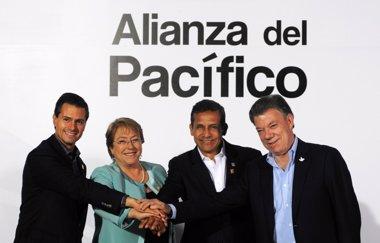 Foto: Adelantan la inauguración de la X Cumbre de la Alianza del Pacífico para que Santos pueda regresar a Colombia (ALIANZA DEL PACÍFICO)