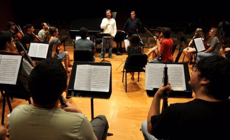 La orquesta del conservatorio superior de m sica de - Conservatorio de ibiza ...