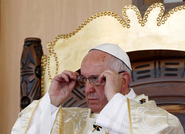 El Papa Francisco en Ecuador