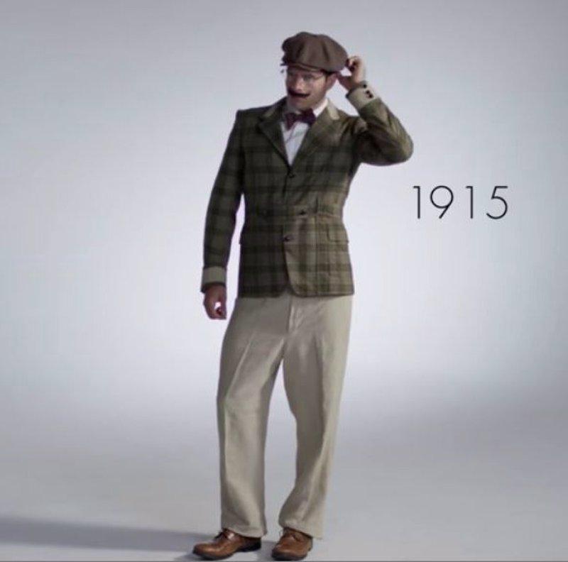 moda para hombres 30 a os
