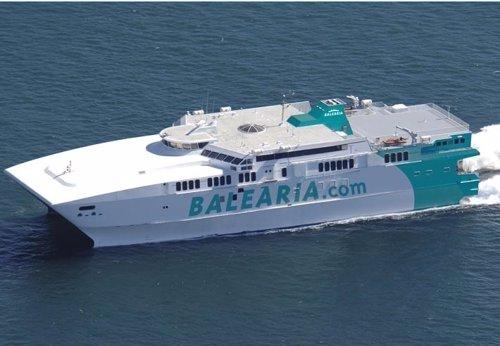 Bale ria logra que estados unidos apruebe transportar for Oficinas balearia