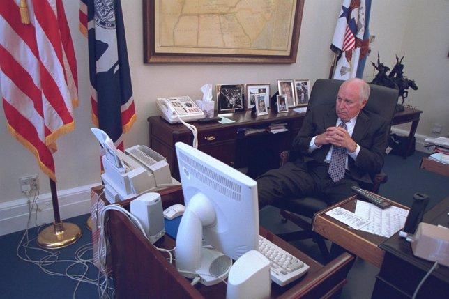 Dick Cheney y acusado