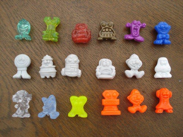 Los juguetes con los que te divertiste en tu infan