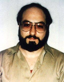 Jonathan Pollard en una foto tomada en 1991