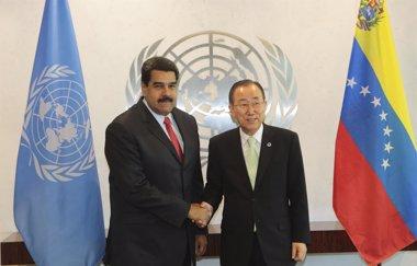 Foto: ONU creará una comisión para revisar la disputa entre Venezuela y Guyana (HANDOUT . / REUTERS)