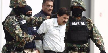 Foto: Colombia apoya a México con un grupo de élite para capturar a 'El Chapo' (REUTERS)
