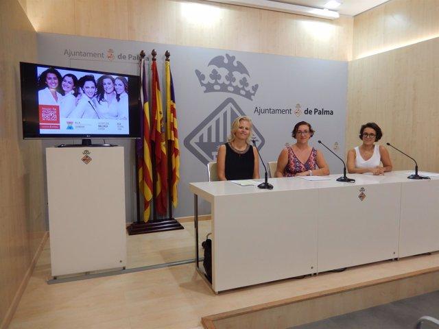 Presentación del Ella Lesbian Festival