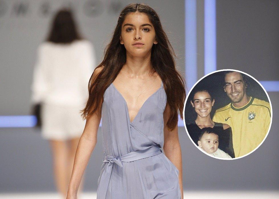 Blanca romero presume de la perfecta gen tica de su hija for Hija de blanca romero y cayetano rivera