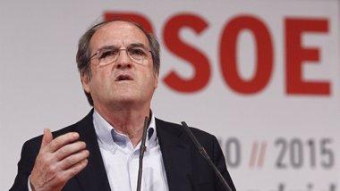 """Foto: Gabilondo dice que si falla el pacto entre C's y PP, los socialistas """"no se esconderán"""" (EUROPA PRESS)"""