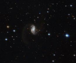 Foto: Descubierto un sistema planetario secreto en Casiopea (NASA)
