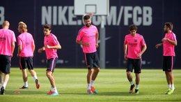 Foto: ¿Necesita el Barcelona reforzarse en defensa? (MIGUEL RUIZ - FCB)
