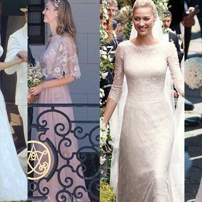 Foto: Un fin de semana de bodas y vestidos (EUROPA PRESS)