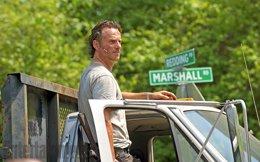 """Foto: Andrew Lincoln (Rick): El regreso de The Walking Dead será """"inesperado"""" y """"brutal"""" (AMC)"""